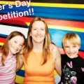 Mothers Day Competition!! A fav pic here of Wendy's from a few years ago. Apart from being a hypnotherapist, her favorite role is being a mum to Sarah and Cameron.