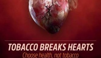 Tobacco Breaks Hearts 332x190 - World No-Tobacco Day